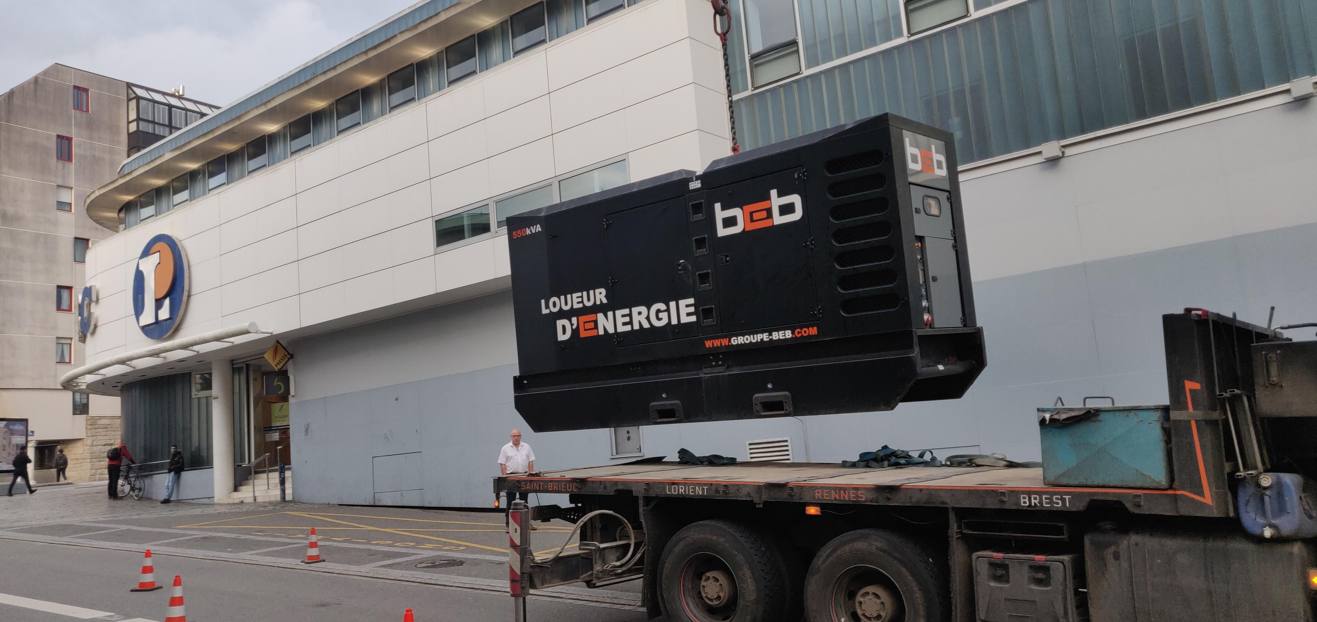 Urgence Centre Leclerc De Brest Beb